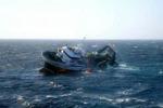 Peschereccio sudcoreano affondato in Russia: 25 morti