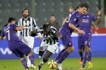 Nessun miracolo finale, la Juve frena a Firenze: chance Roma a Sassuolo