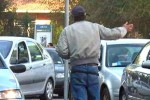 Blitz contro i posteggiatori abusivi a Palermo: sanzionati in dieci