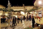 Erice diventa set natalizio, boom di visitatori