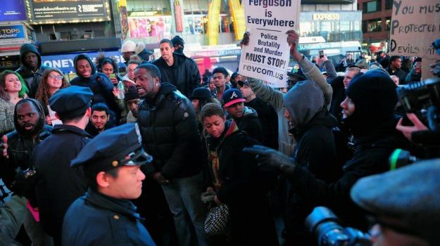polizia, proteste, razzismo, USA, Sicilia, Mondo