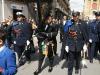 Passaggio di consegne fra i due capitani della Real Maestranza di Caltanissetta