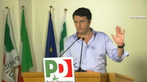 camera, direzione pd, italicum, pd, Senato, Beppe Grillo, Di Matteo, gianni cuperlo, Matteo Renzi, Silvio Berlusconi, Sicilia, Politica