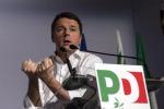 """E' scontro tra Renzi e la minoranza: """"Non si può votare a ogni intoppo"""""""