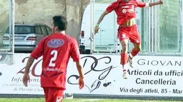 Calcio, marsala, serie D, Trapani, Sport