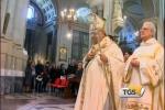Palermo, messa di Natale in cattedrale