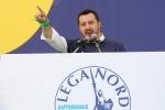 """Comunali, Salvini: """"Renzi traballa e l'alternativa si avvicina"""""""