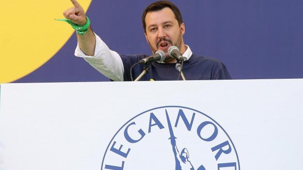 consensi, Lega Nord, Matteo Renzi, Matteo Salvini, Sicilia, Politica