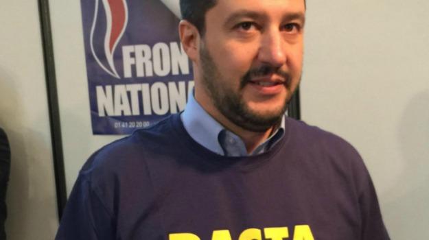consultazioni, Lega Nord, Quirinale, Matteo Salvini, Sicilia, Politica