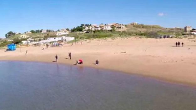 accessibile, disabili, mare, San Leone, servizi sociali, spiaggia, Agrigento, Cronaca