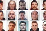 Mafia di Catania, 16 condanne per la famiglia Santapaola: tutti i volti e i nomi