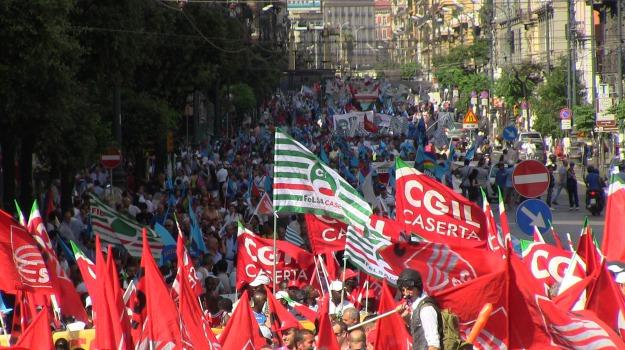 inps, pensioni, proteste, sindacati, Sicilia, Economia