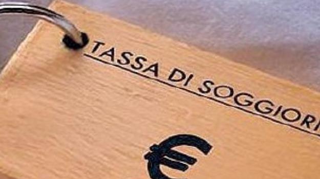 AUMENTO INTROITI TASSA DI SOGGIONO, tassa di soggiorno castellammare, Michele Giuliano, Trapani, Economia