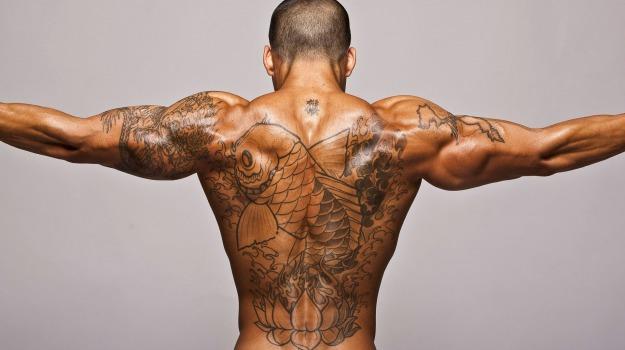 piercing, tatuaggi, Sicilia, Società