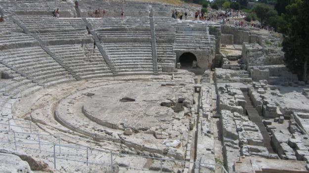 lirica, norma, teatro greco, Siracusa, Cultura