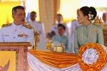 Thailandia, la moglie del principe rinuncia allo status reale