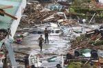 Allarme nelle Filippine, si teme l'arrivo di un nuovo tifone