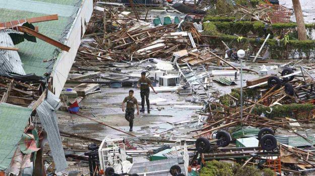 allarme, Filippine, Maltempo, tempesta, tifone, Sicilia, Mondo