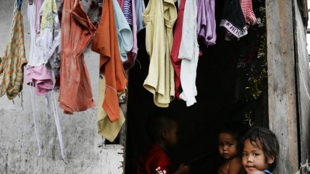 allarme, allerta, Filippine, rifugi, tifone, Sicilia, Mondo