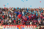 Coppa Italia, rinviata la gara tra Catania e Sicula Leonzio