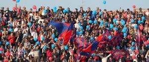 Lanciò petardo durante Catania-Francavilla: denunciato ultrà