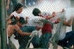 Argentina, giocatore ucciso dai tifosi con un mattone
