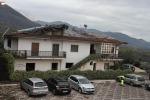Tromba d'aria nel Casertano, sventrata una scuola - Foto