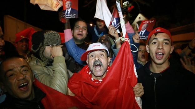 elezioni, prsidenziali, Tunisia, Sicilia, Mondo