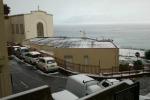 Neve anche sullo stretto: Messina imbiancata - Il Video