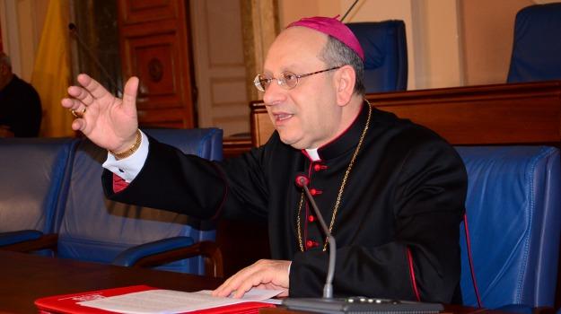 caltanissetta, vescovo, Caltanissetta, Cronaca