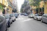 Raid vandalico in centro a Marsala, danneggiate 30 auto