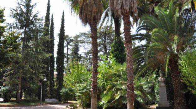 spaccio, villa cordova, Caltanissetta, Cronaca