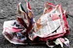 «Stop» ai volantini promozionali: previste sanzioni fino a 500 euro