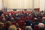 Anno giudiziario a Palermo, Marino: pericolo incolumità giudici - Video