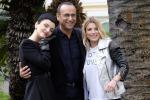 Sanremo, presentata la 65esima edizione: sul palco Carlo Conti insieme ad Emma e Arisa - Foto