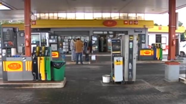 benzina, sciopero, stazione di servizio, Sicilia, Economia