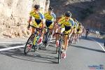 Ciclismo, Contador e Basso si allenano sull'Etna