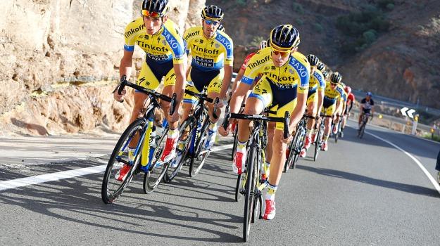 ciclismo, etna, Tinkoff Saxo, Catania, Sport