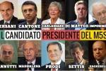 La corsa al Quirinale, i 10 candidati del M5S: ci sono anche Cantone e Di Matteo - Foto
