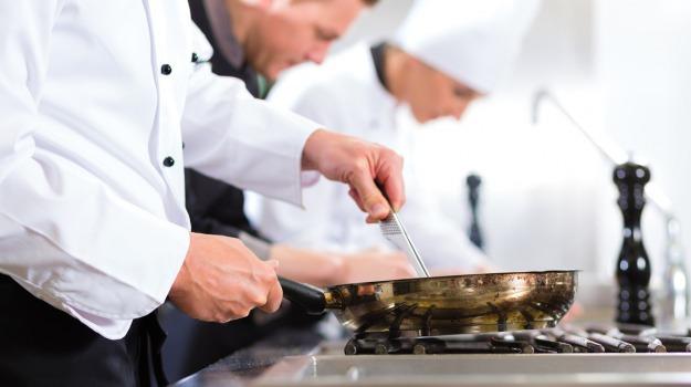 chef, ristorante, Sicilia, Società