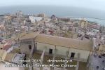 Drone in volo mostra le bellezze di Sciacca