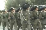 Sempre più giovani verso la carriera militare