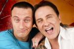 """Facchinetti padre e figlio arrivano nella squadra di """"The Voice of Italy"""" - Foto"""