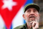 """Disgelo tra Cuba e Usa, Fidel Castro: """"Non ho fiducia negli Stati Uniti"""""""