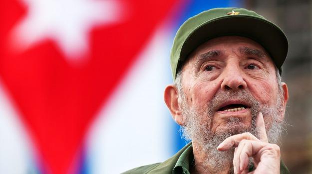 cuba, dialogo, USA, Fidel Castro, Sicilia, Mondo