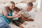 La salute del bambino? Dipende da 8 comportamenti dei genitori