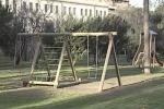 Palermo, entro l'estate tornano i giochi nei parchi