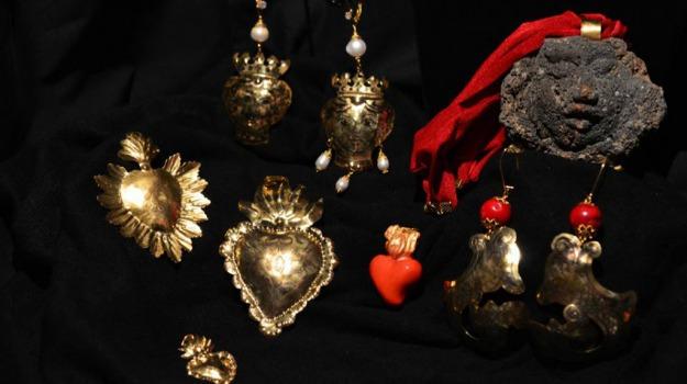 gioielli, moda, Sicilia, Società