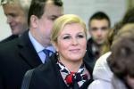 La Croazia sceglie il suo presidente, vince la destra: eletta Kitarovic