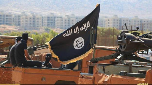 Sicilia, L'Isis, lo scettro del Califfo
